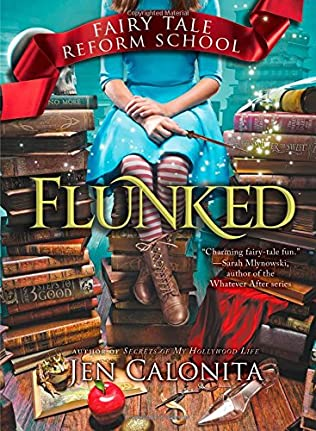 book cover of Flunked