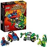 Lego Mighty Micros Spider Man Vs Scorpion, Multi Color