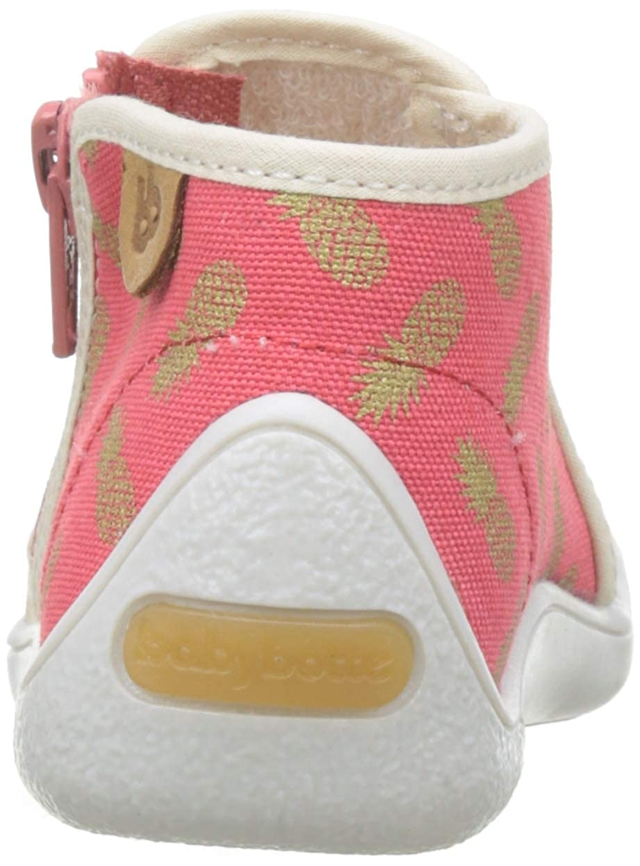 Babybotte Monaco Chaussons Montants Fille