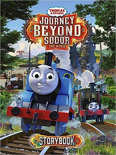 Thomas And Friends Journey Beyond Sodor Movie Storybook Amazoncouk Egmont Publishing UK 9781405287685 Books