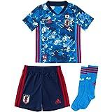 [アディダス] キッズサッカーウェア Kids サッカー日本代表 2020 ホーム ミニキット(GEM15)