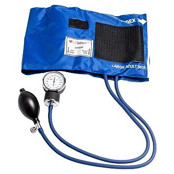 Amazon.com: allheart estándar Presión Arterial – Tensiómetro ...