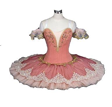 ea8303d9e Amazon.com  Professional Ballet Platter Tutu Dress