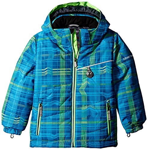 Jacket5Electric Boys Print Strato Ave Obermeyer CxWQderBo