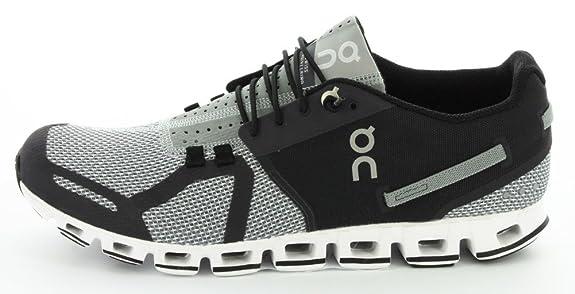 On Cloud Running Shoe - Men's Black/Slate 10: Amazon.ca: Shoes & Handbags
