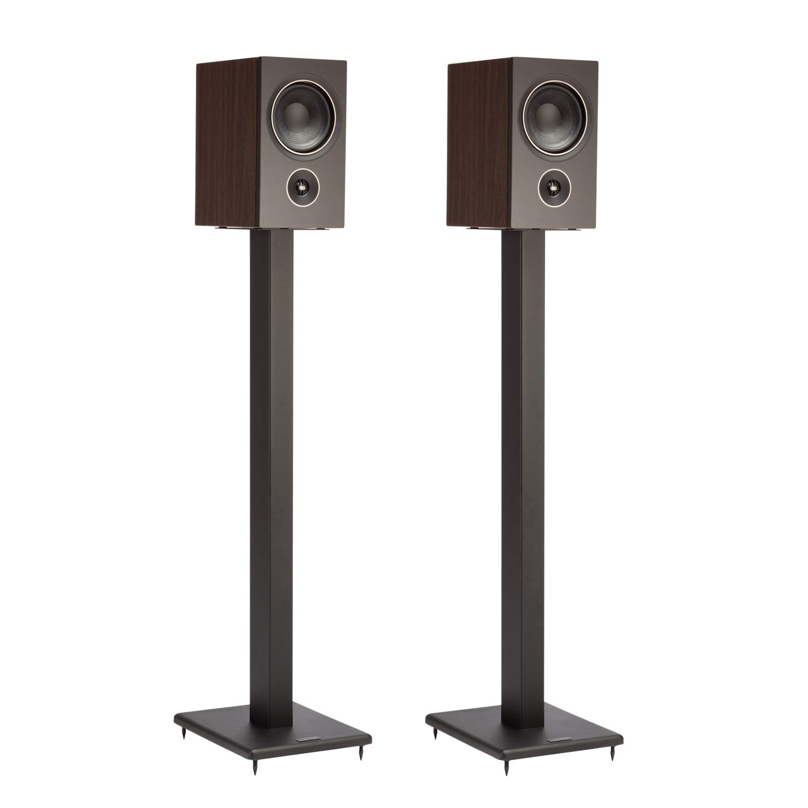 Pangea Audio DS100 All Steel Speaker Stand Pair (32 Inch) by Pangea Audio