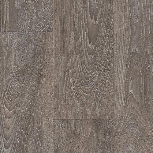 3 Feet x 5 Feet, Scorched walnut grey, Residential Vinyl (Sheet Vinyl Flooring)