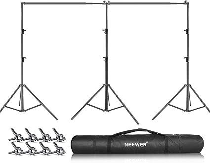 Neewer Foto Video Studio Hintergrund Ständer 3x6 Meter Kamera