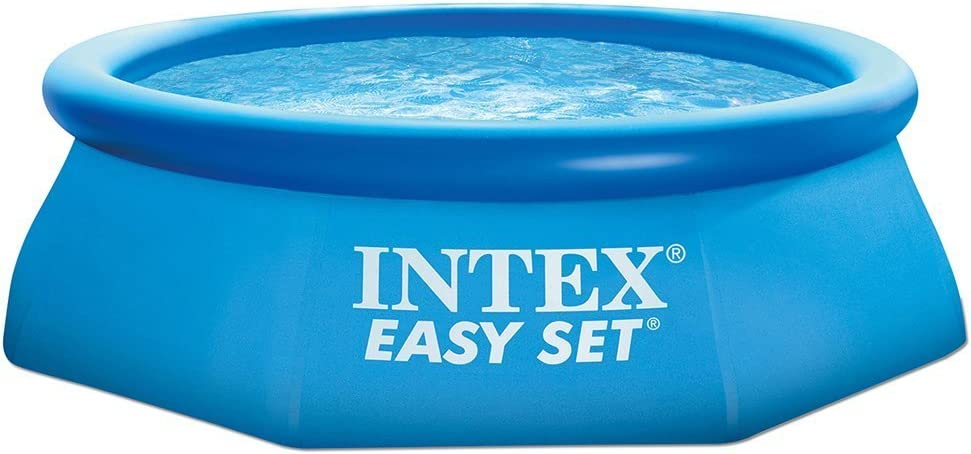 Intex Quick Up Piscina de 244 x 76 cm (56970): Amazon.es: Jardín