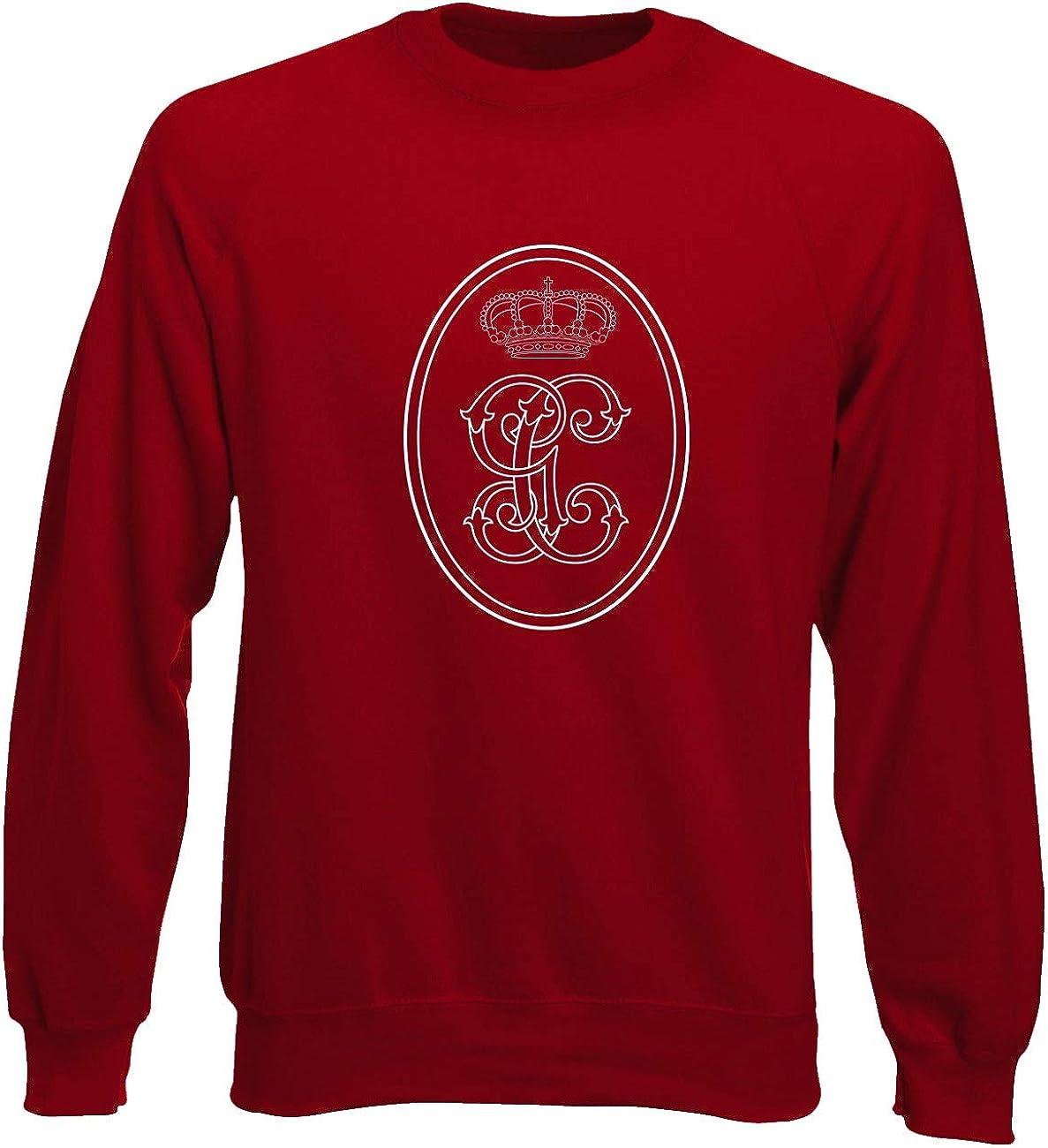Speed - Sudadera con Cuello Redondo para Hombre, Color Rojo ...