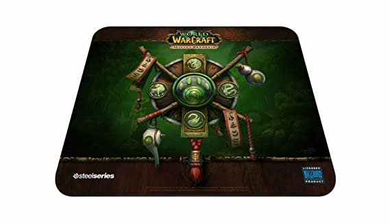 Steelseries Tapis De Souris Qck World Of Warcraft Mists Of