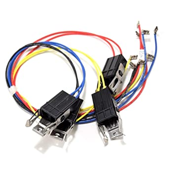 61e6umURqIL._SX342_ amazon com maytag 5175p377 60 cooktop wire harness for maytag Wire Harness Assembly at mifinder.co