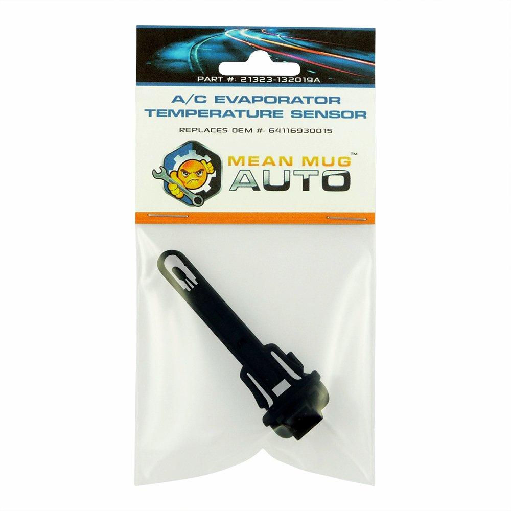Mean Mug Auto 21323-132019A A/C Evaporator Temperature Sensor - For: BMW - Replaces OEM #: 64116930015, 64118380673, 6411839137