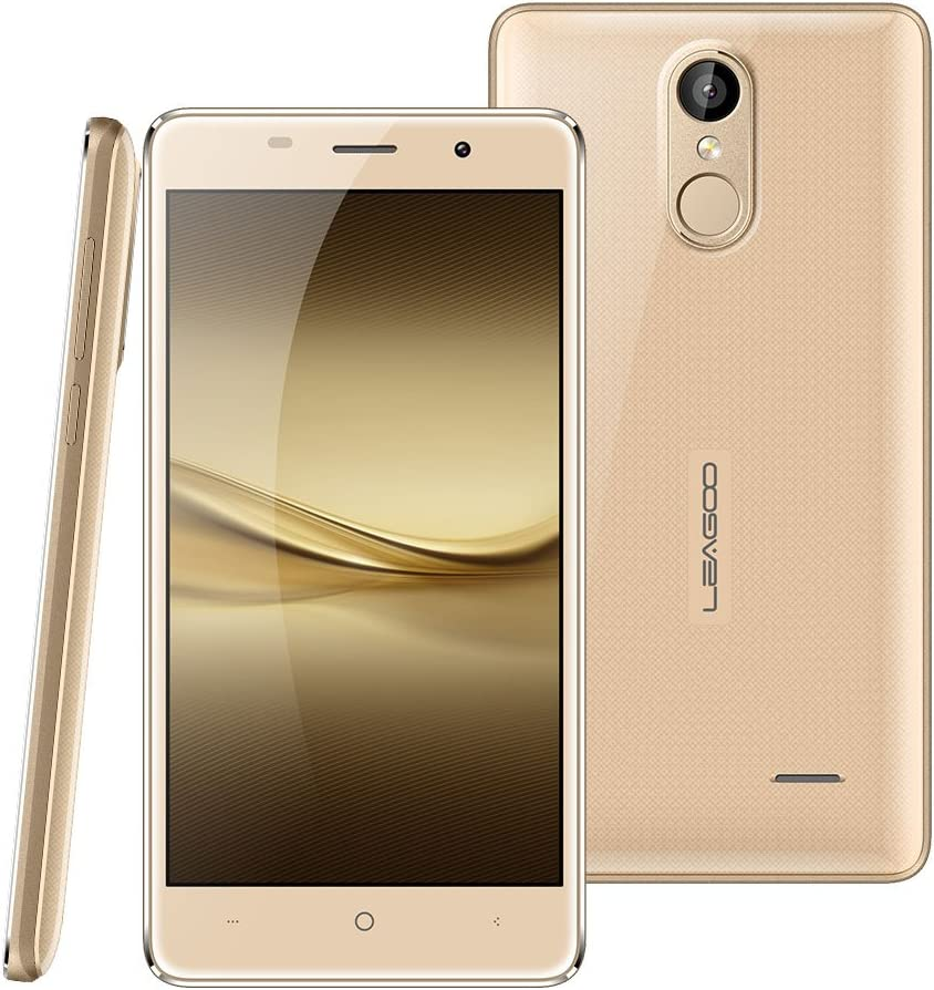 Leagoo M5 8g gsm Unlocked 5 Pulgadas Smartphone: Amazon.es ...