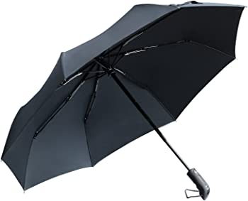 TOTU Auto Open Close Folding Golf Windproof Umbrella