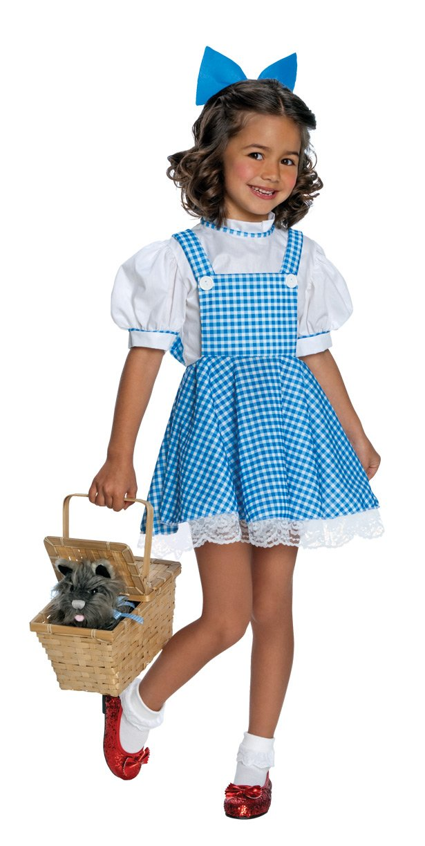 Amazon.com Wizard of Oz Childu0027s Deluxe Dorothy Costume Medium Toys u0026 Games  sc 1 st  Amazon.com & Amazon.com: Wizard of Oz Childu0027s Deluxe Dorothy Costume Medium ...