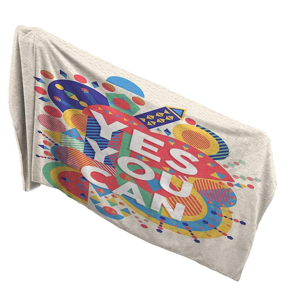 Amazon com: QIN-Home Microfiber Towels 31 5 x 63 INCH,Quotes