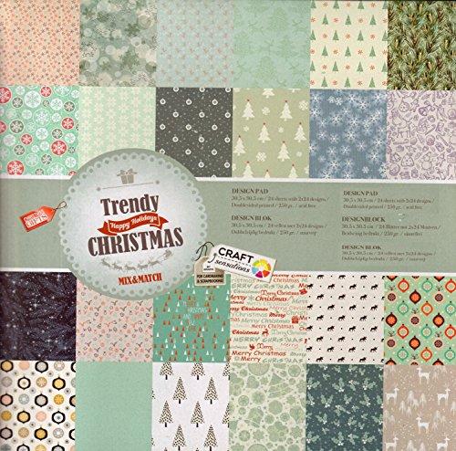 Bastelpapier Vintage 4260307423018 ean scrapbooking papier vintage motivblock 28