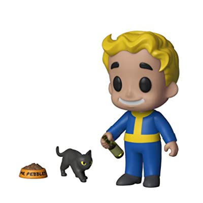 Funko 5 Star: Fallout - Vault Boy (Luck), Standard Toy, Multicolor: Toys & Games