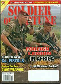 Soldier Of Fortune Magazine December 2006 Inc Soldier Of