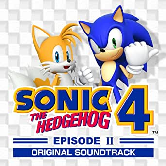 SONIC THE HEDGEHOG 4 EPISODE II ORIGINAL SOUNDTRACK by SEGA / Jun