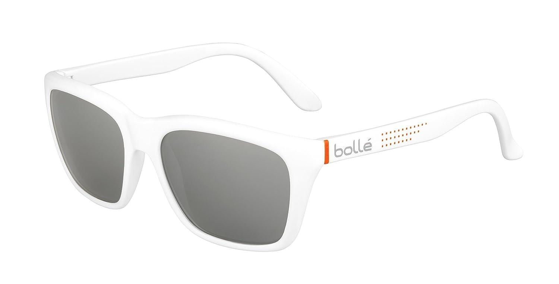 Bollé 527 Lunettes de Soleil Mixte Adulte, Blanc Orange Nano, Taille M   Amazon.fr  Sports et Loisirs 6f9bf9800c30