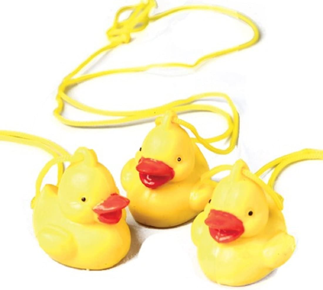 Packs of 10 Rubber Duck Shaped Crafting Sets Different Colours /& Sizes Available