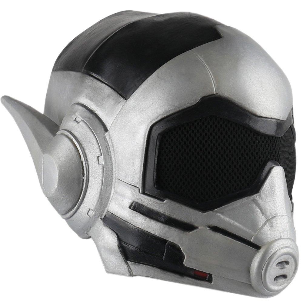 Yacn The Wasp Máscara femenina máscara de hormiga y la avispa 2018, Wasp Apariencia Máscara casco para Halloween Cosplay Cosplay: Amazon.es: Hogar