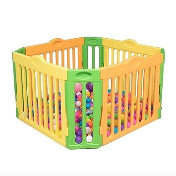 Amazon Com Baby Playpen Children Plastic Home Indoor Outdoor