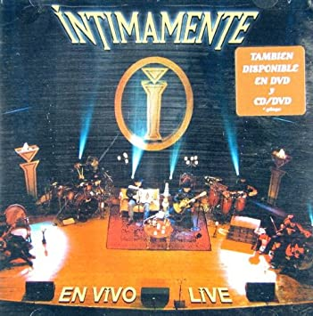 intocable intimamente cd