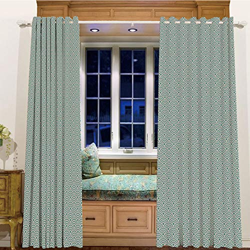 iPrint Finel Kids Curtains for Living Room Bedroom Window Curtains Baby Room,58