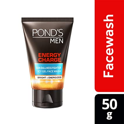 f12148cd6a08 Pond s Men Energy Charge Icy Gel Face Wash
