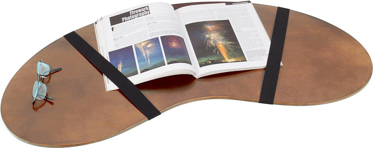 Trademark Innovations 32'' Portable Curved Shape Lap Desk