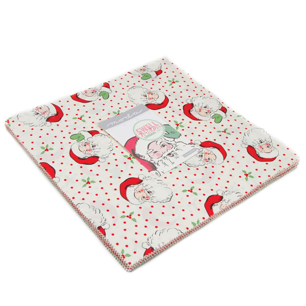 Swell Christmas Layer Cake Precut 10