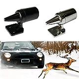 Shentesel 2Pcs Deer Warning Whistles Ultrasonic