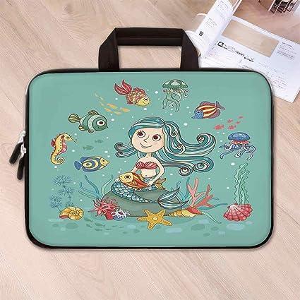Amazon Com Kids Underwater Portable Neoprene Laptop Bag