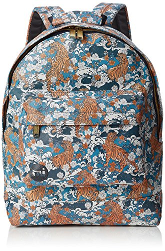 Pac Oriental Tigers 41 Colour Multicolour Backpack Multi Daypack Mi Casual 17 L cm FTqw5dF