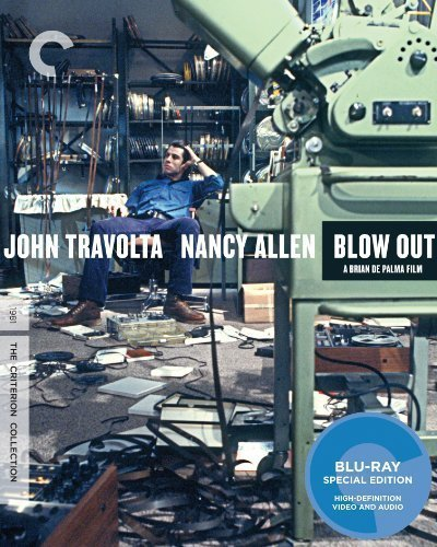 Blow Out (The Criterion Collection) [Blu-ray] by Criterion Collection by Brian de Palma