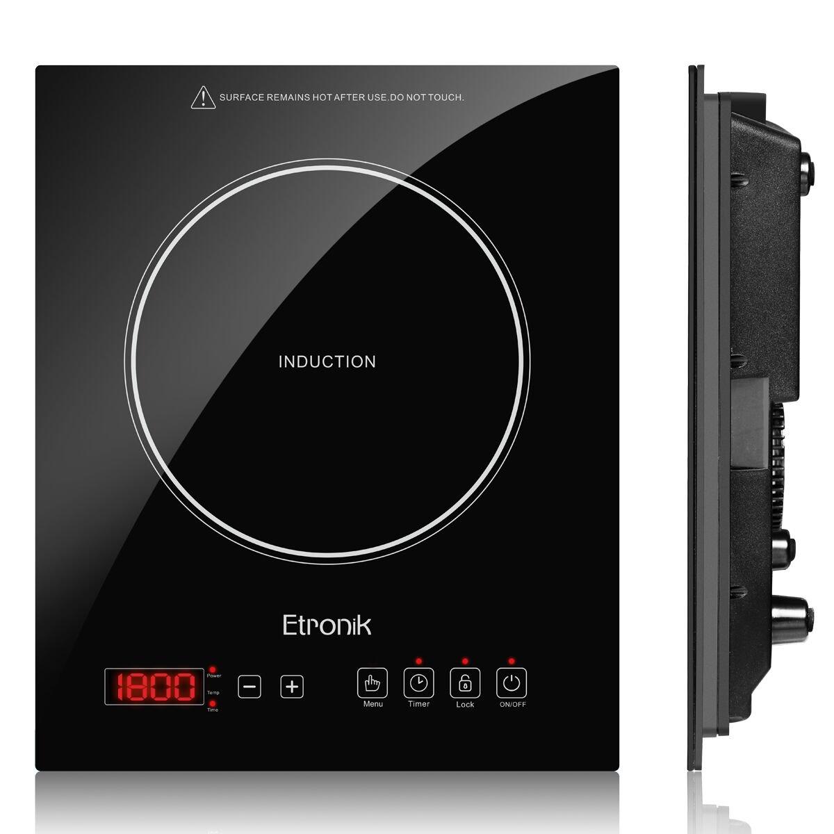 countertops watch watt best cooktop burner duxtop induction portable reviews countertop youtube
