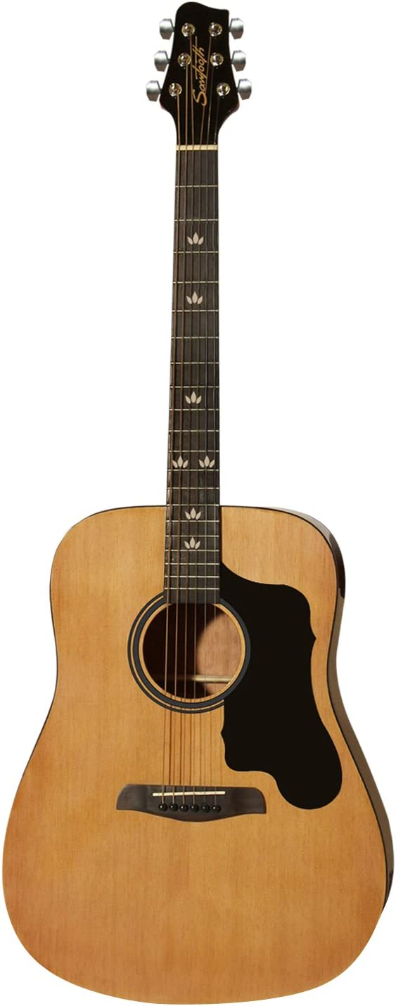 Top 5 Best Dreadnought Guitar Reviews in 2020 3