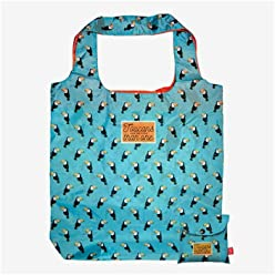 ef8790ac0ad LEGAMI - Foldable Bag Toucans are Better Than One