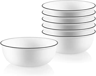product image for Corelle Chip Resistant Dinnerware Set, 6-Piece, City Ribbon