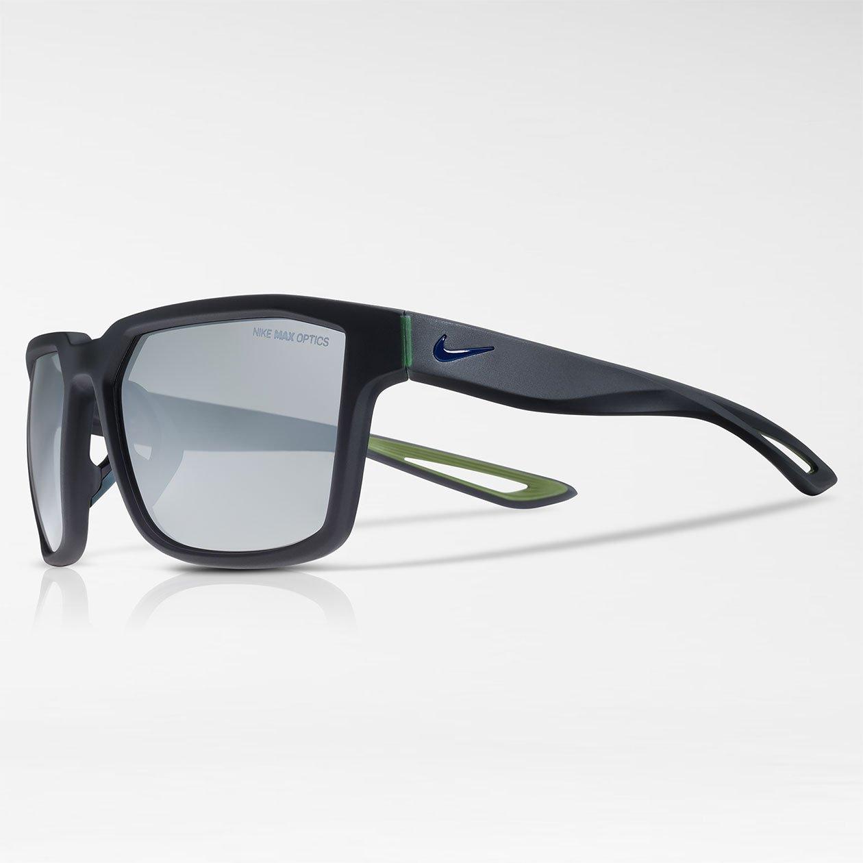 e02c39808e Nike Fleet EV0992 011 55, Gafas de Sol Unisex, Mtt Blck/Gry Slvr