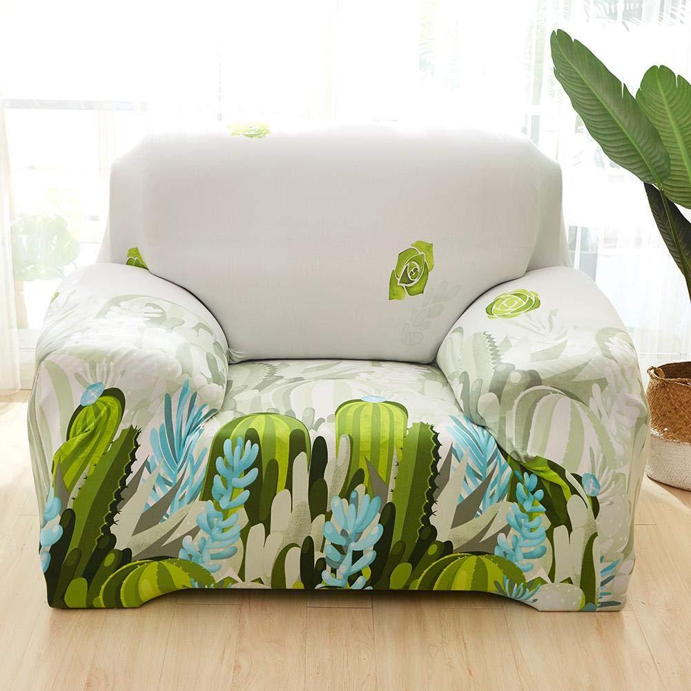 AnySell - Funda para sofá con Estampado de Cactus Verdes ...