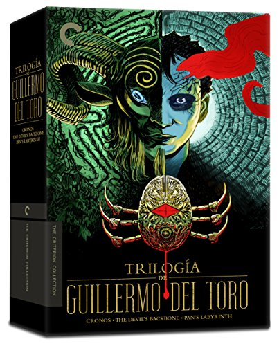 Trilogía de Guillermo del Toro (Cronos / The Devil's Backbone / Pan's Labyrinth) (The Criterion Collection) by Criterion Collection