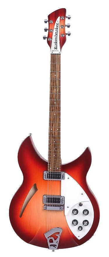 Rickenbacker rn330fg S de guitarra 330 fireglo
