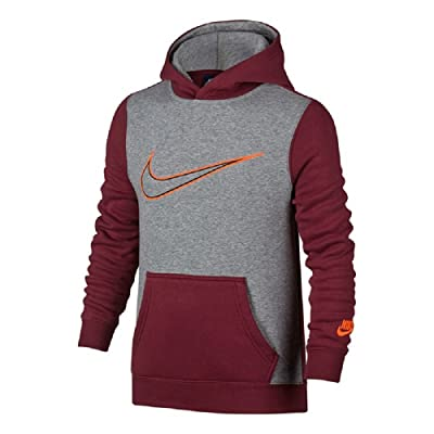 NIKE Youth NSW Fleece GFW Pullover Hoodie