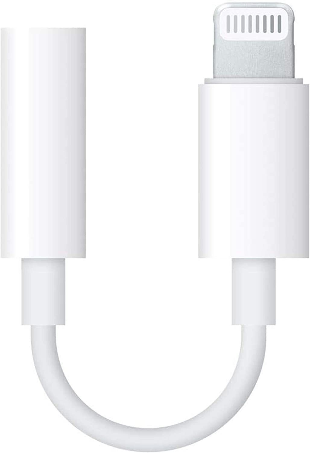 iPhone 12 Headphone Jack Adapter, [Apple MFi Certified] Lightning to 3.5mm Earbuds Headphone Aux Audio Dongle Splitter Jack Adaptor Compatible for iPhone 12/12 Mini/12 Pro/11/11 Pro/X/XR/XS/XS Max/8/7