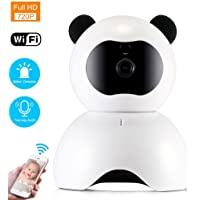 LEMFO 720P HD Baby Monitor Home Wireless Security Surveillance Network Camera
