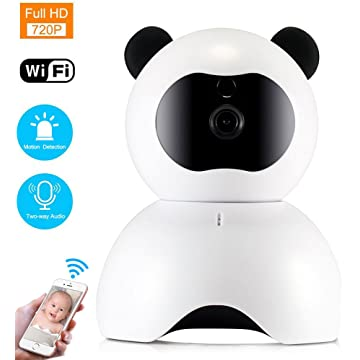 mini Lemfo Wi-Fi IP Camera